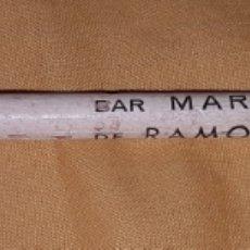 Escribanía: ANTIGUO LÁPIZ BAR MARCIANO CAFE DE RAMON CAMATS ARTESA DE SEGRE. Lote 162809428