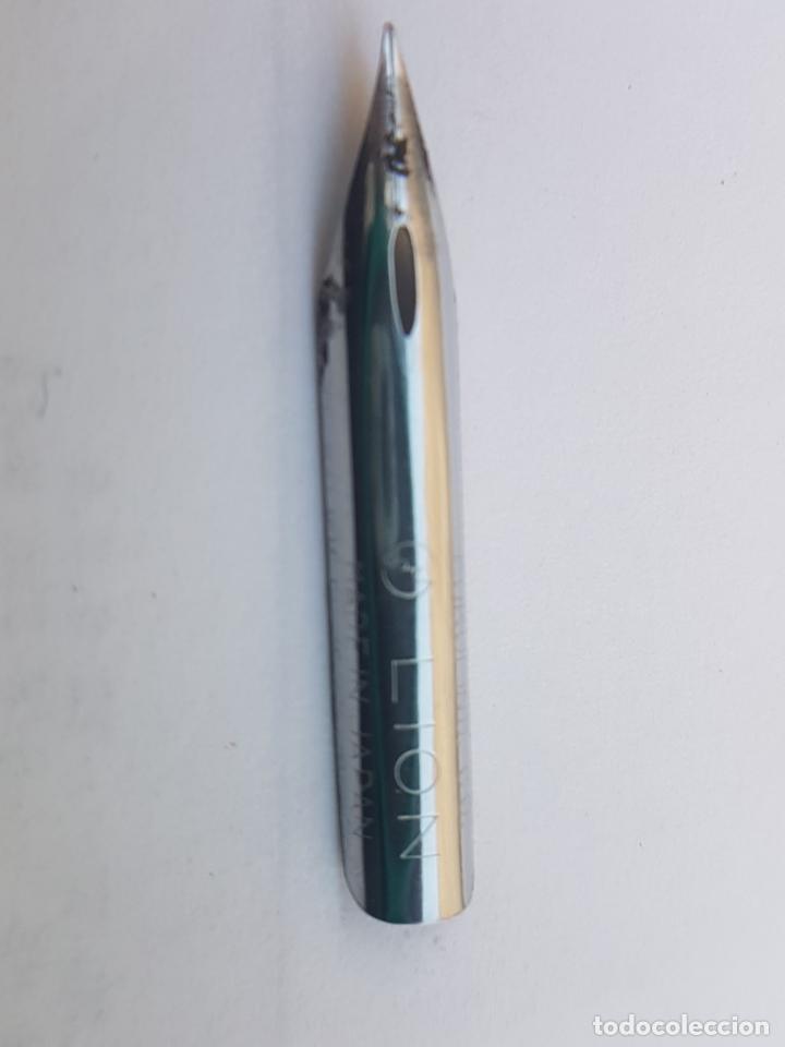 Escribanía: Lote de 13 antiguas plumillas . Excelente Estado. Incluye una Brause y 2 Esterbrook - Foto 9 - 162813926
