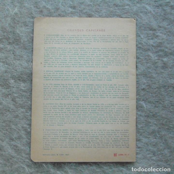 Escribanía: Cuaderno o libreta de los 50s. Virgen. - Foto 2 - 162973198