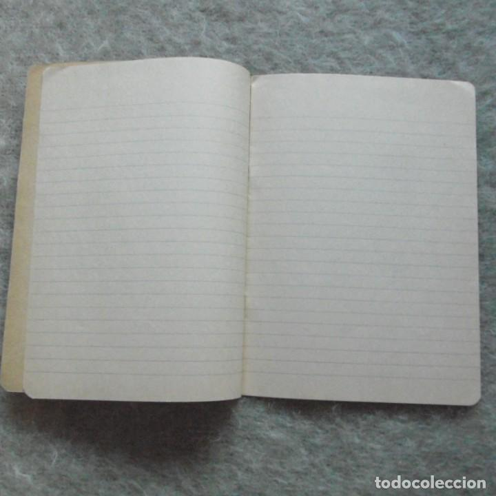 Escribanía: Cuaderno o libreta de los 50s. Virgen. - Foto 3 - 162973198