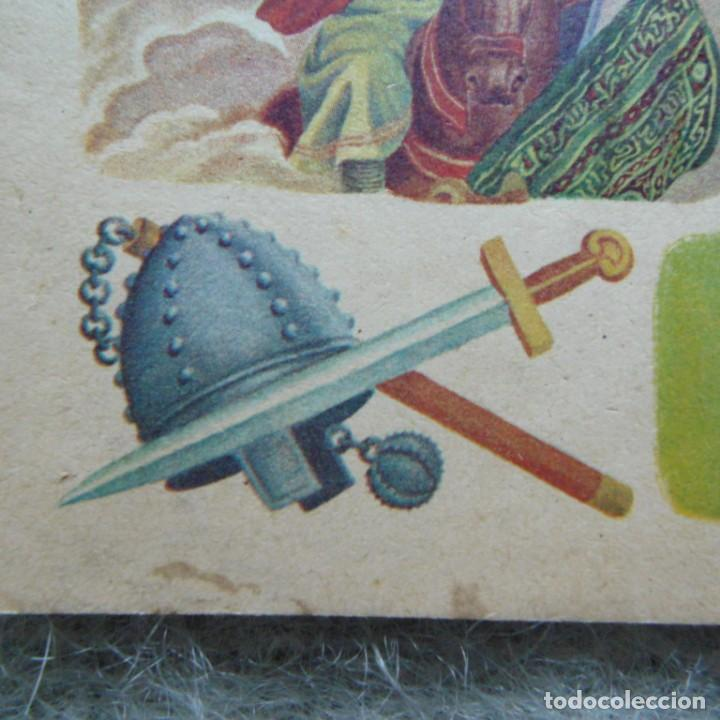 Escribanía: Cuaderno o libreta de los 50s. Virgen. - Foto 6 - 162973198
