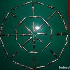 Escribanía: COLECCIÓN DE PLUMILLAS 44 UNIDADES RARAS.. Lote 166835402