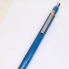 Escribanía: PORTAMINAS STAEDTLER LACADO AZUL. Lote 166865426