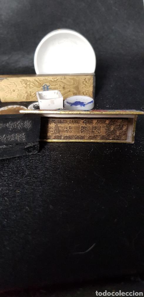 Escribanía: Coleccion escritura china y lacres - Foto 4 - 167603752