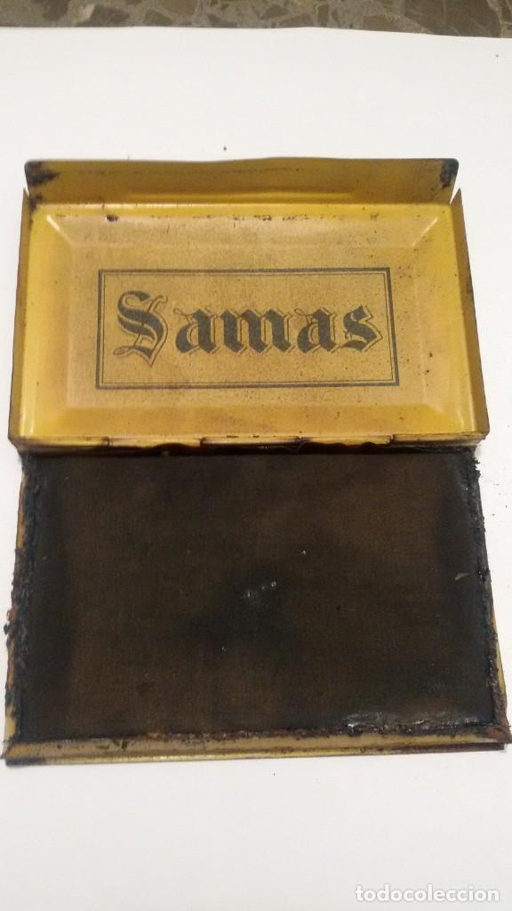 Escribanía: ALMOHADILLA TAMPÓN SAMAS. COLOR DECORATIVO MUY VIVO - Foto 6 - 167948586