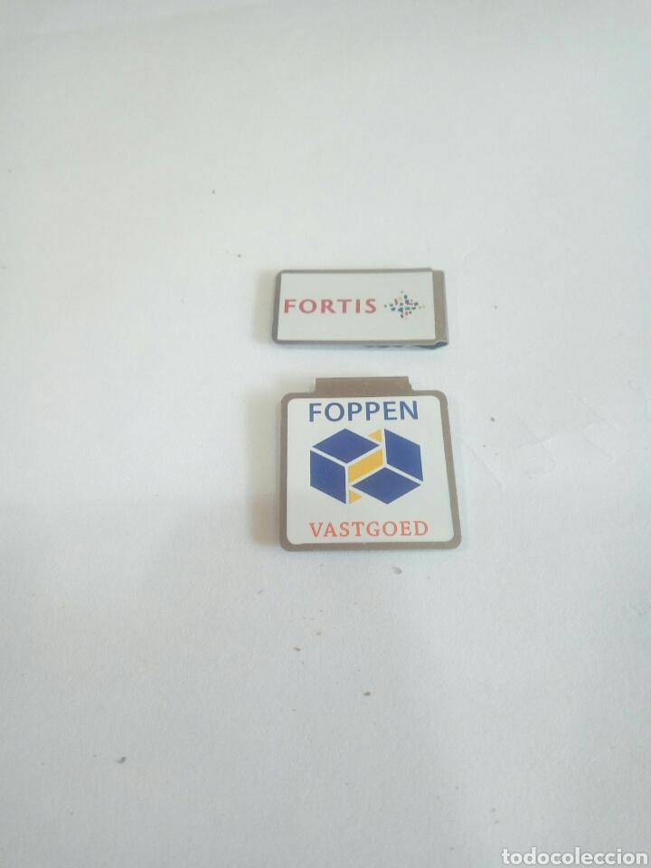 Escribanía: LOTE DE 2 CLIP SUJETA HOJAS/FORTIS/FOPPEN - Foto 2 - 168614221