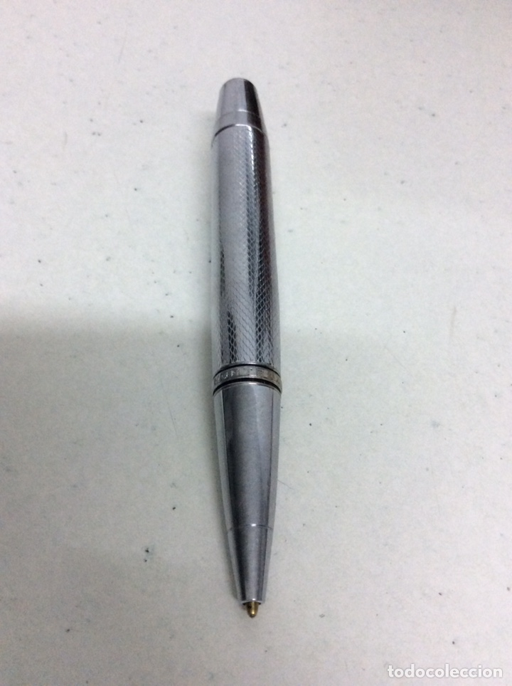 Escribanía: Bolígrafo montblanc boheme sin zafiro, muy dificil - Foto 4 - 171069239