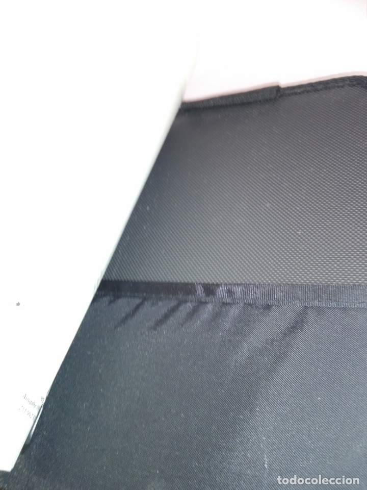 Escribanía: Carpeta-Documentación coche-Wolsvagem Polo-Gran Calidad-Tela Rígida-Buen estado-Ver fotos - Foto 13 - 173571462