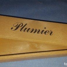Escribanía: PLUMIER - ESTUCHE ESCOLAR. Lote 174592483
