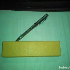 Escribanía: ANTIGUO PORTAMINAS 4 COLORES - METALIZADO PAT. KANOE PEACE -- FUNCIONANDO. Lote 175034370
