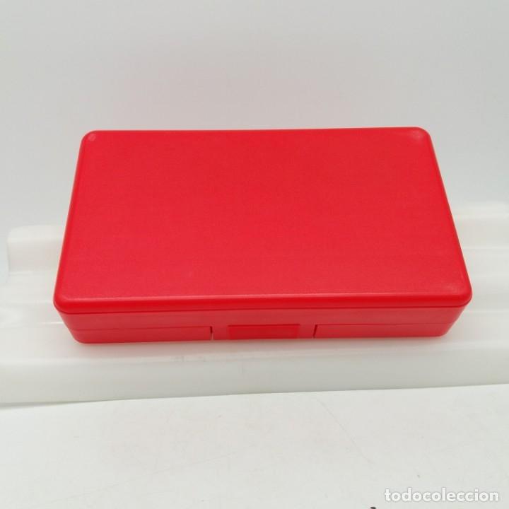 Escribanía: Plumier Pelikan rojo - Escolar Cedro, Microliner, Pluma, EGB - Nuevo a estrenar modelo MINI LUXE - Foto 4 - 175672085