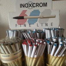 Escribanía: EXPOSITOR 180 FINE LINE. INOXCROM. NUEVO. Lote 176462312