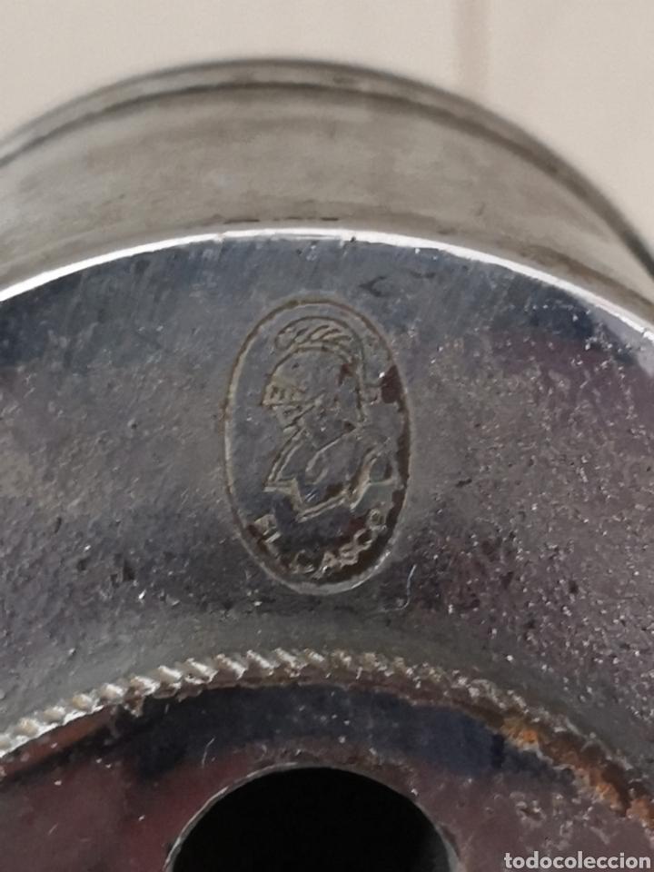 Escribanía: Sacapuntas antiguo el casco - Foto 7 - 177477495