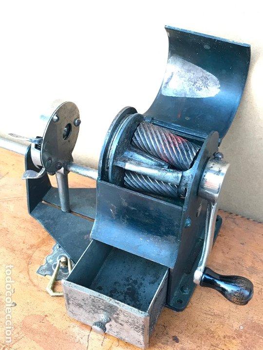 Escribanía: Afilador de lapices Climax nº2 en perfecto estado - Made in Chicago, USA - Años 20 - Foto 4 - 178824852