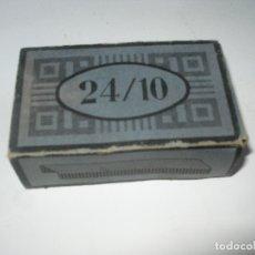 Escribanía: ANTIGUA CAJA DE GRAPAS 24 / 10 . Lote 179097906