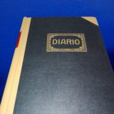 Escribanía: LIBRO/LIBRETA-DIARIO-NUEVO-PERFECTO ESTADO-NOS-VER FOTOS. Lote 179209153