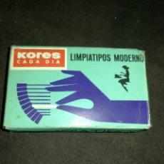 Escribanía: LIMPIATIPOS KORES , MODELO ANTIGUO. AÑOS 50-60.. Lote 179340240