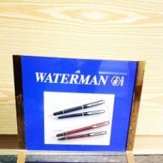 Escribanía: EXPOSITOR WATERMAN. Lote 179944965
