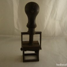 Escribanía: ANTIGUO SELLADOR DE 17 CM.. Lote 182350752