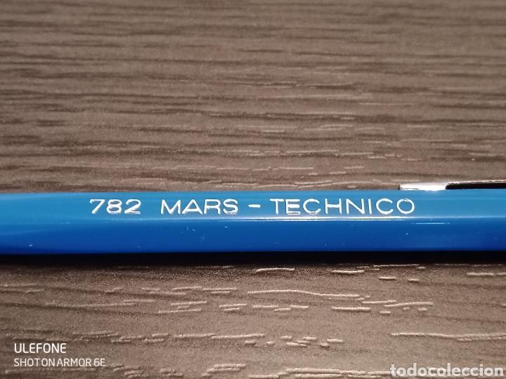 Escribanía: Antiguo Portaminas STAEDTLER MARS TECHNICO 782 - Foto 5 - 131725539