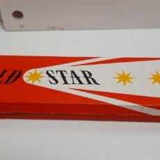 Escribanía: CAJA DE LAPICES 4B GOLD STAR BOHEMIA WORKS CHECOSLOVAQUIA. Lote 186268818