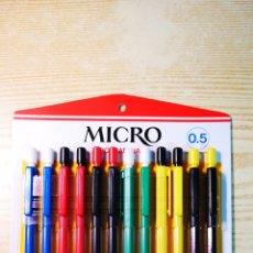 Escribanía: PORTAMINAS MICRO-ARTES MSP-322 0,5MM POR ESTRENAR. Lote 191911451