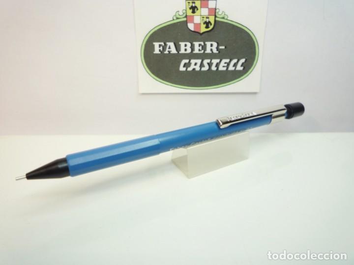 Escribanía: FABER CASTELL ANTIGUO LAPIZ PORTAMINAS CONTURA XL 0,7. GERMANY 80S. - Foto 2 - 194896605