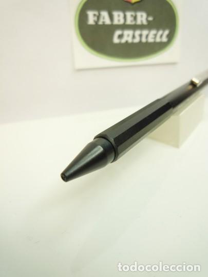 FABER CASTELL ANTIGUO LAPIZ PORTAMINAS APOLLO DS 0,5. GERMANY 80'S. (Plumas Estilográficas, Bolígrafos y Plumillas - Plumillas y Otros Elementos de Escribanía)