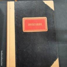 Escribanía: LIBRO REVERSIBLE CONTABILIDAD BALANCES E INVENTARIOS. Lote 194935350