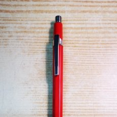 Escribanía: PORTAMINAS LAPIZ MINA 2MM A ESTRENAR. Lote 195136790