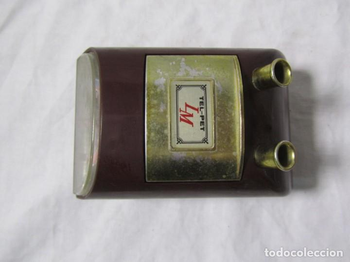 Escribanía: Soporte para boligrafos o plumas musica y termómetro Lady Mate Japón - Foto 2 - 195333572