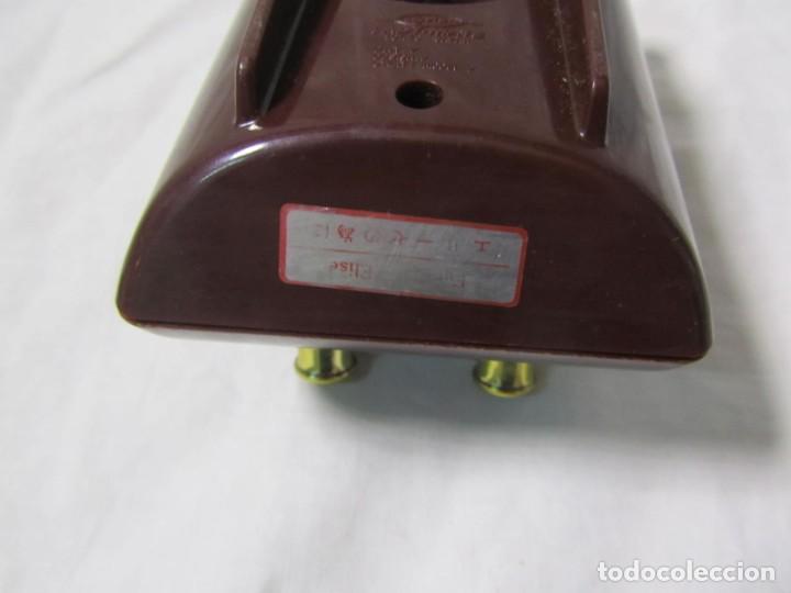 Escribanía: Soporte para boligrafos o plumas musica y termómetro Lady Mate Japón - Foto 8 - 195333572
