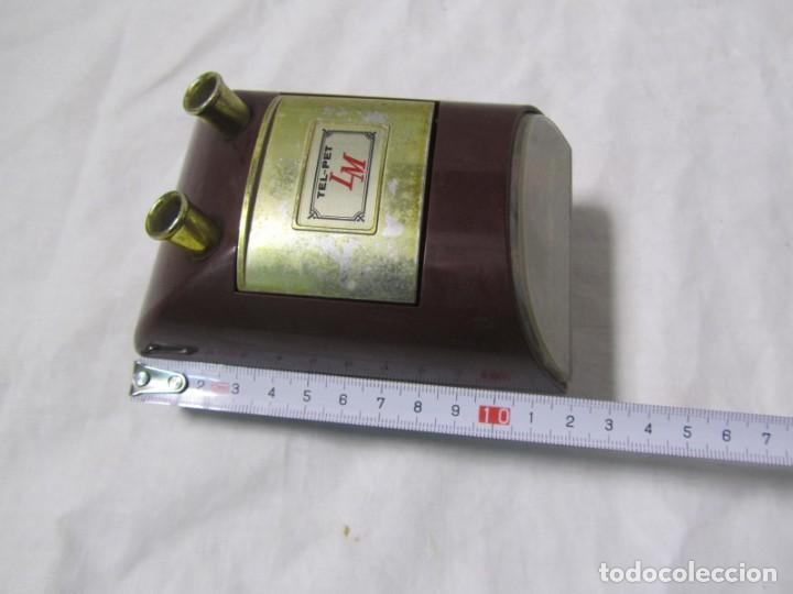Escribanía: Soporte para boligrafos o plumas musica y termómetro Lady Mate Japón - Foto 10 - 195333572
