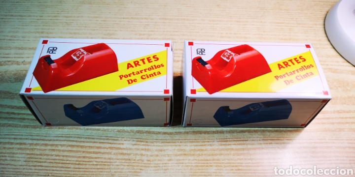 Escribanía: Portarrollos de cinta Artés a estrenar - Foto 4 - 195338366