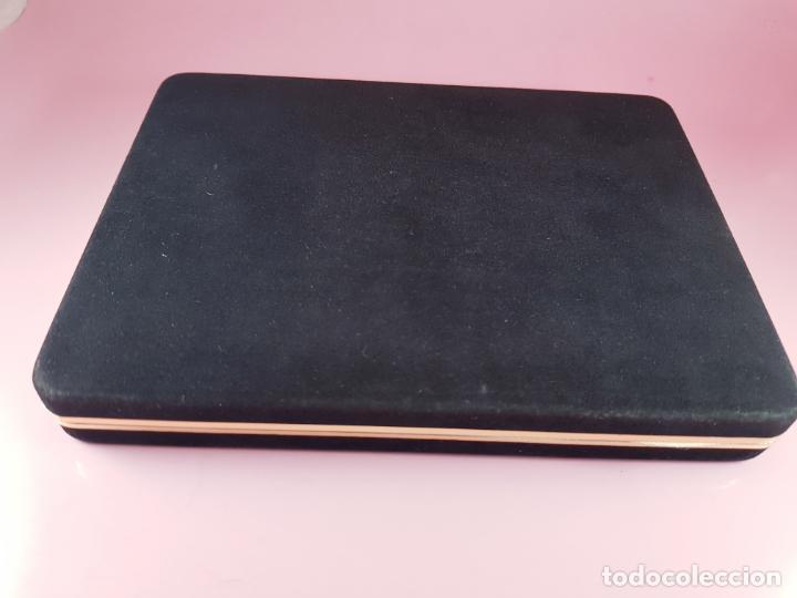 Escribanía: ESTUCHE PARA PIEZAS DE ESCRITURA-UNIVERSAL-EXCELENTE ESTADO-VER FOTOS - Foto 15 - 195344540