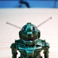 Escribanía: SACAPUNTAS ROBOT CON GOMA A ESTRENAR. Lote 195410247