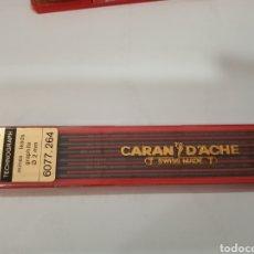 Escribanía: MINAS CARAN D'ACHE 2MM 4H. Lote 195548578