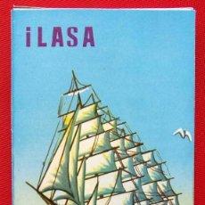 Escribanía: ESTUCHE DE 12 LAPICES DE COLORES. ILASA. FRAGATA. CAJA NUEVA. SIN ABRIR.. Lote 197769267