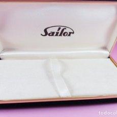 Escribanía: CAJA-SAILOR-ESCRITURA-EXCELENTE-VER FOTOS. Lote 198741240
