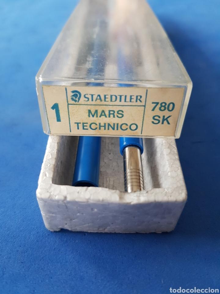 Escribanía: Staedtler 780SK portaminas ,años 1980 - Foto 2 - 199391376