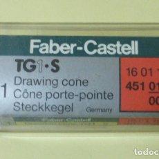 Escribanía: PUNTA DE ESCRITURA FABER-CASTELL, SIN USO,,. Lote 200396608