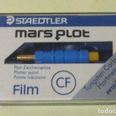 Escribanía: PUNTA DE ESCRITURA STAEDTLER MARS PLOT..SIN USO.. Lote 200396857