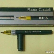 Escribanía: SISTEMA DE ESCRITURA TG ! DE FABER-CASTELL, PUNTA DE 0,8, SIN USO.... Lote 200396925