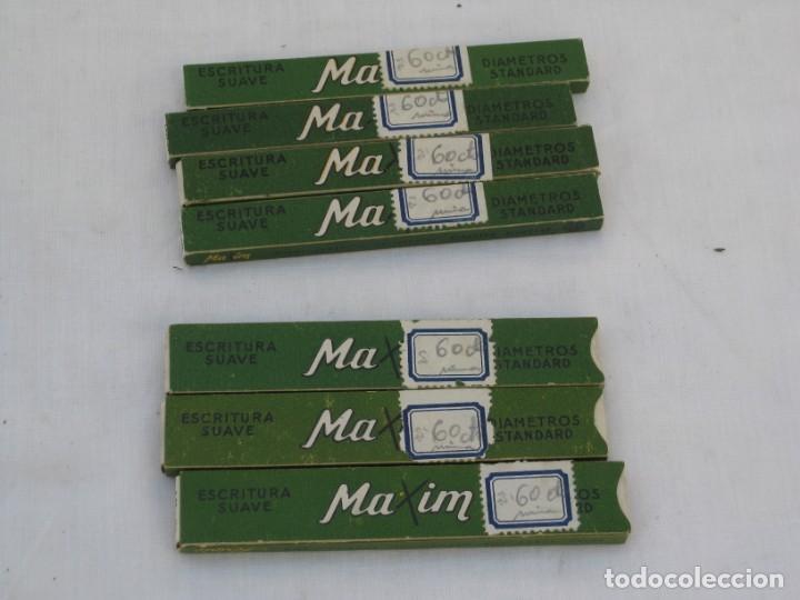 Escribanía: Cajas de minas maxim - 2.00 x 100 y 1.20 x 100. - Foto 6 - 201762741
