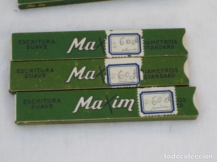 Escribanía: Cajas de minas maxim - 2.00 x 100 y 1.20 x 100. - Foto 8 - 201762741