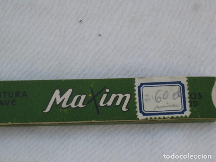 Escribanía: Cajas de minas maxim - 2.00 x 100 y 1.20 x 100. - Foto 9 - 201762741
