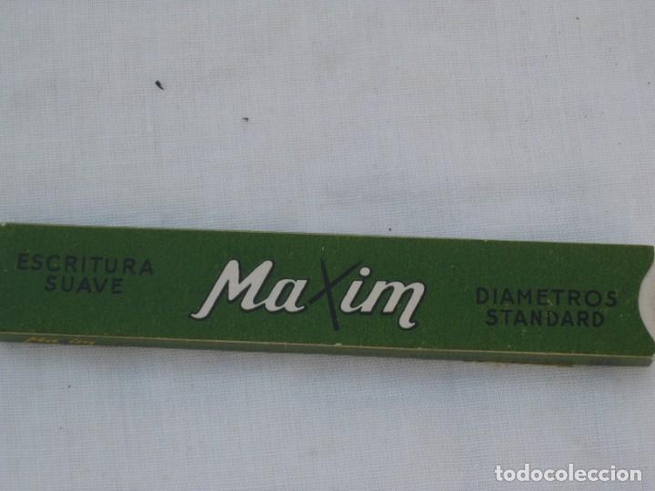 Escribanía: Cajas de minas maxim - 2.00 x 100 y 1.20 x 100. - Foto 10 - 201762741