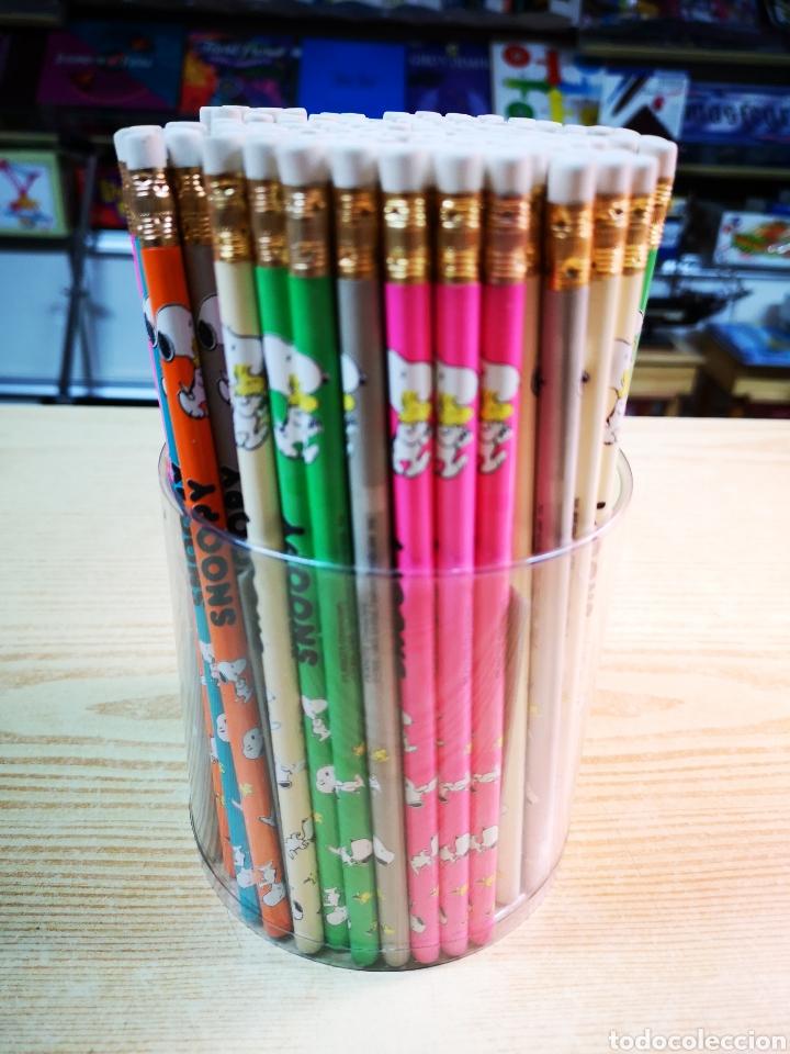 Escribanía: Lapices snoopy 6 unidades de colores distintos - Foto 3 - 178221590