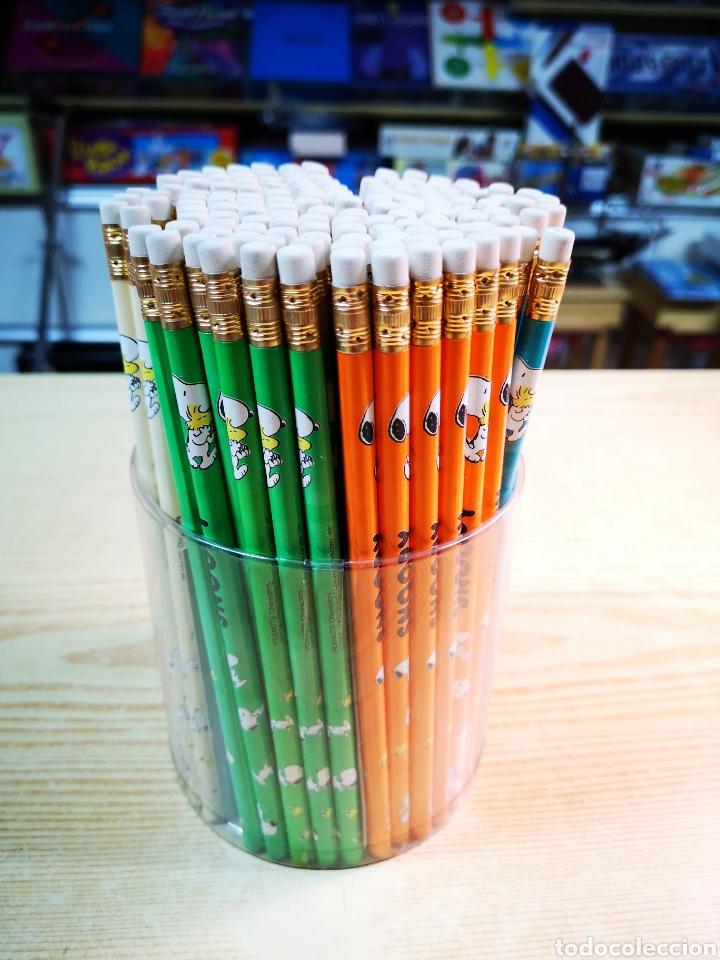 Escribanía: Lapices snoopy 6 unidades de colores distintos - Foto 4 - 178221590