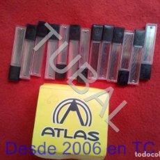 Scrivania: TUBAL 120 MINAS DE LAPIZ METALICO 0,5X 6O MM RECAMBIOS CJ2. Lote 205165326